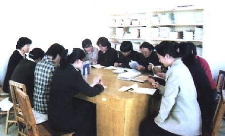 山东省威海市塔山中学学校安全管理与教育