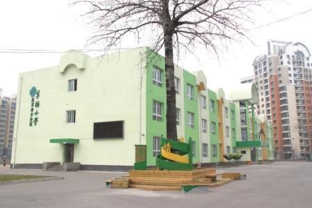 北京市丰台区草桥小学教育创新的摇篮